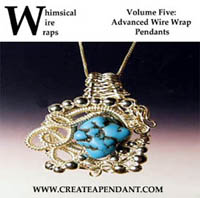 Advanced Wire Wrap Jewelry DVD