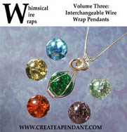 Interchangeable Fried Marble Wire Wrap Jewelry DVD